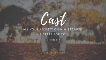 Cast Your Cares – Let's Pray