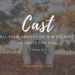 Cast Your Cares – Let's Pray